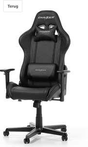 Dxracer F08 gaming stoel Zwart