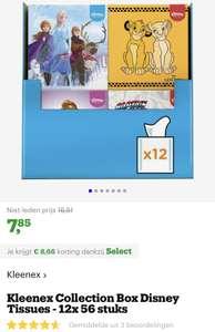 [select deals bol.com] Kleenex Collection Box Disney Tissues - 12x 56 stuks