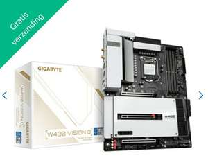 Gigabyte W480 VISION D Moederbord