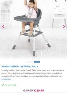 Kinderstoel Dolu Jay White / Antra
