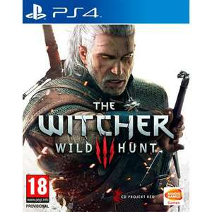 The Witcher 3 - (ps4/ps5) PlayStation store
