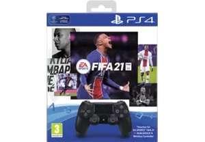 Sony DualShock 4 V2 + FIFA 21 + 14 dagen PS+ @ Media Markt