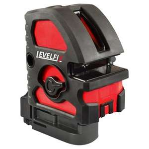 Levelfix kruislijnlaser / 5-puntlaser