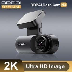 DDPAI Dash Cam Mola N3 1600P HD met parkeermodus
