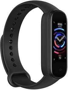 Amazfit Band 5 Fitness Tracker Zwart @amazon.de met coupon