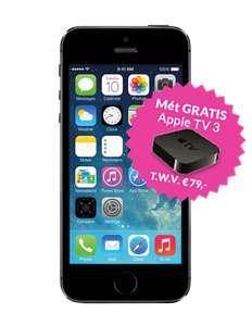 iPhone 5S + Apple TV 3 voor €28 p/m @ Typhone