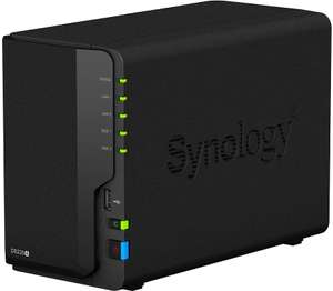 Synology DS220+ 2 Bay Desktop NAS