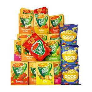 Unox Good Noodles, Pasta of Cup-a-Soup twee voor €1 @ Coop
