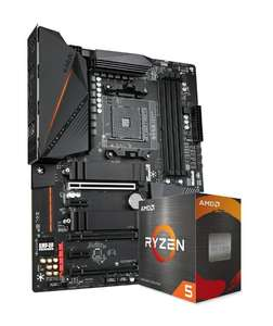 AMD Ryzen 5 5600X +MSI MAG B550 Tomahawk, direct beschikbaar