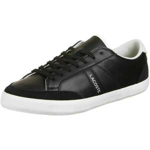 Lacoste Coupole heren sneakers zwart vanaf €25,84 @ Amazon.nl