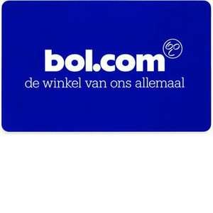 Bol.com tegoed voor Airmiles