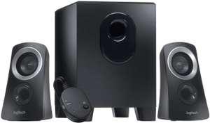 Logitech Z313 speakerset (25W RMS)