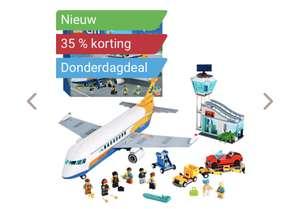 LEGO City Airport 60262 Passagiersvliegtuig