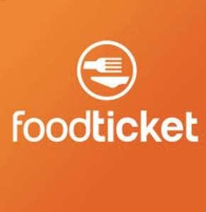5, 10 of 15% korting bij veel restaurants via eigen website (Foodticket)