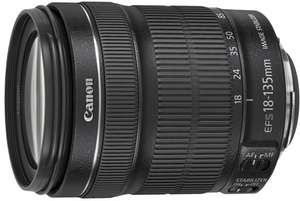 Canon EF-S 18-135mm f/3.5-5.6 IS STM voor € 199,- @ CameraTools