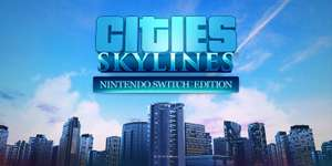 Cities: Skylines - Nintendo Switch™ Edition (digitaal)