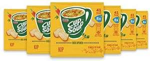 Unox Cup-A-Soup Kip - 6 x 8 zakjes €8.34 @amazon.nl & €2.49 non prime