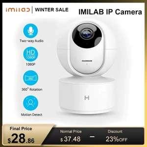 IMILAB IP Camera (Global Version) - 360 graden en 1080p