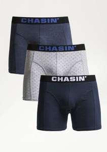 9 Chasin boxershorts (maat S) voor €10 @ Chasin/Score