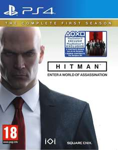 HITMAN - Game of the Year Edition (PS4 Digitaal)