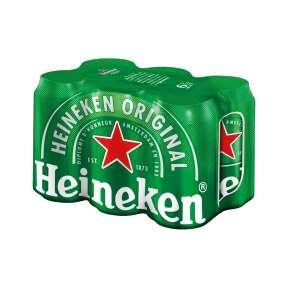 Heineken 6-pack €3 @ Aldi (€1,50 per liter)