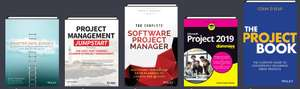 Humble bundle: 18x ebooks over project management van Wiley. -98%.