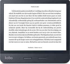 Kobo Libra H2O e-reader. Dagdeal BOL.com