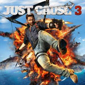 PS4 - Just Cause 3 (€3,99) / Just Cause 3 XXL (€5,99)