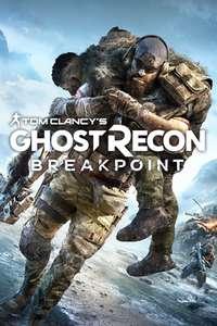Ghost Recon Breakpoint weekend gratis spelen!!