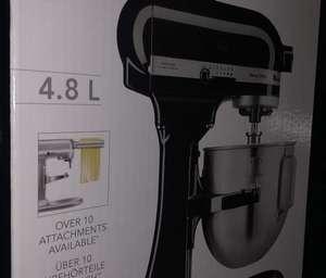 Kitchenaid heavy duty zwart 4,8ltr @Sligro