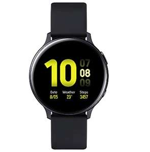 Samsung Galaxy Watch Active2 zwart - Explorer Edition (44mm)