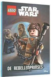 Lego star wars rebellen prinses boek (met gratis polybag voor nieuwe klanten)