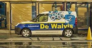 wasbeurt bij Wasstraat de Walvis