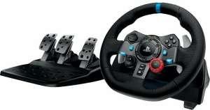 LOGITECH G G29 Driving Force Racestuur - PS5 / PS4 / PC