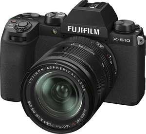 Fujifilm X-S10 + XF 18-55mm f/2.8-4 Systeemcamera