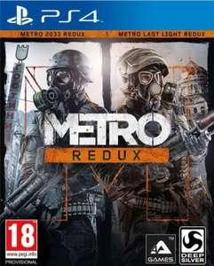 Metro Redux PS4 (Digitaal)