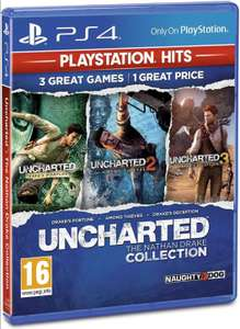 Uncharted™: The Nathan Drake Collection PS4 (DIGITAAL)