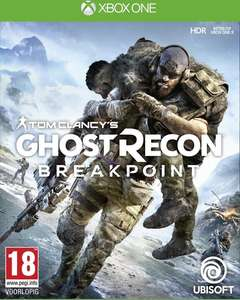 Ghost Recon Breakpoint (Xbox One) @ Bol.com Plaza