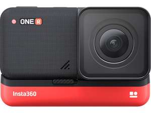 Insta360 ONE R 4K Edition Action Cam
