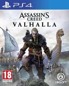 PS4 - Assassin's Creed Valhalla - Standard Edition