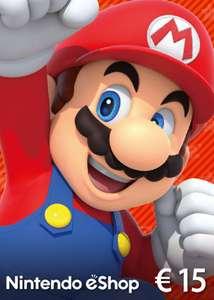 Nintendo eShop card €15 @Eneba