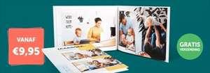 [Verlengd!] Hardcover A4 Fotoboek nú voor €9,95 + gratis verzending!
