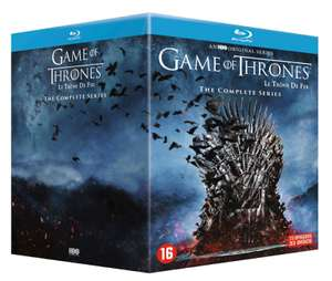 Game of Thrones Complete Serie Blu-Ray