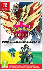 Pokemon Sword & Shield + Expansion Pass
