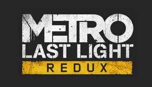 [gratis] Metro Last Light Redux @epic games