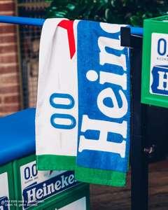 Gratis sporthanddoek bij aankoop van Heineken 0.0