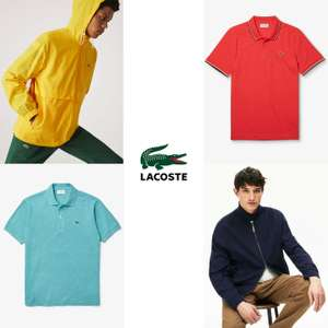 Lacoste 50%-60% korting