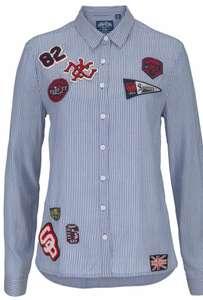 Superdry dames blouse - In maten XXS en XS