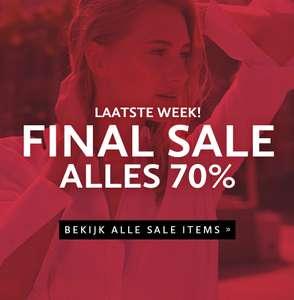 ALLE sale -70% @ Anna van Toor
