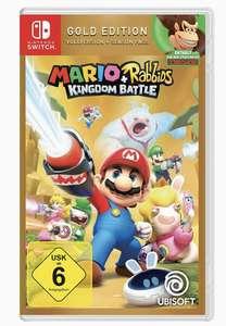 Mario & Rabbids Kingdom Battle - Gold Edition [Nintendo Switch Game]